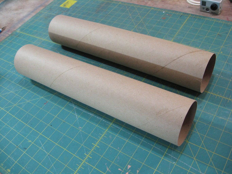Rocket Body Tubes