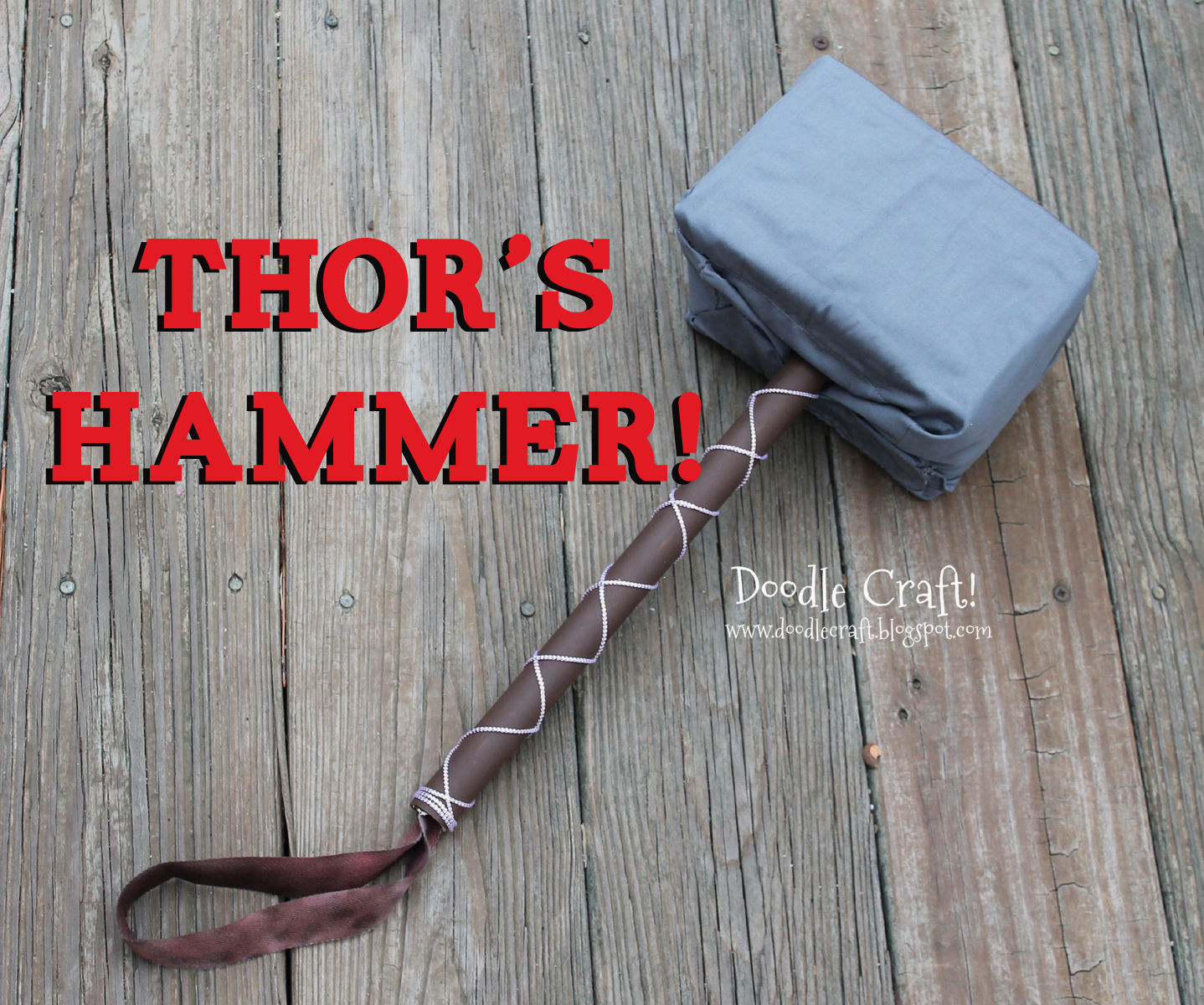 Thor's Mighty Odeon Hammer!