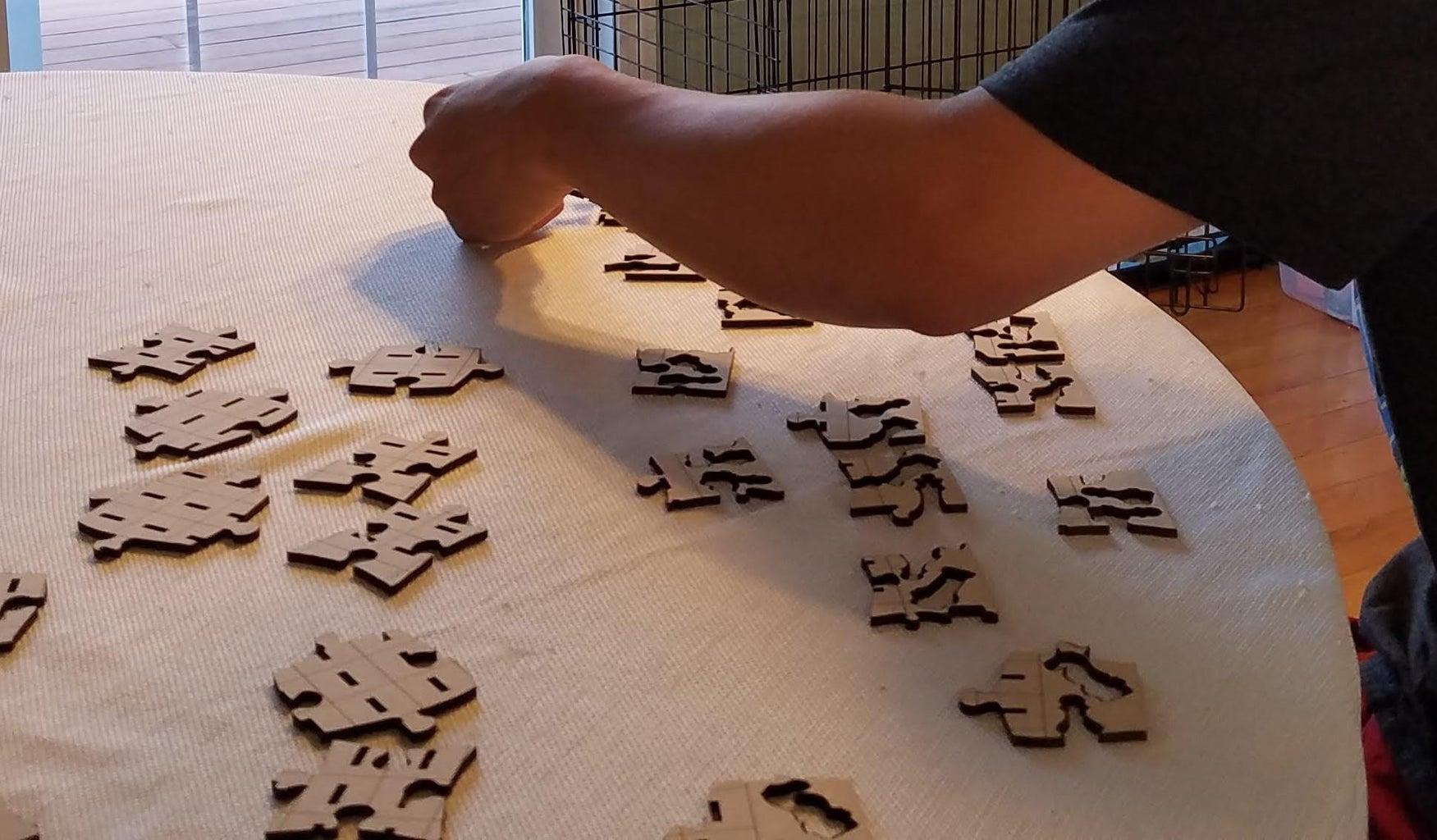 Assemble Your Puzzle