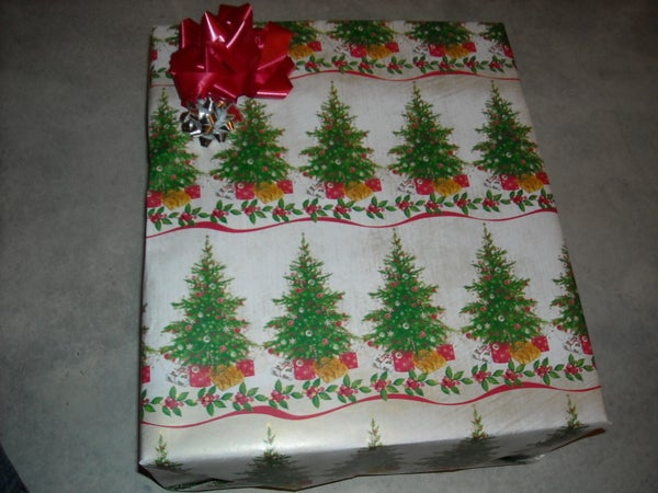 How to Wrap a Rectangular Gift