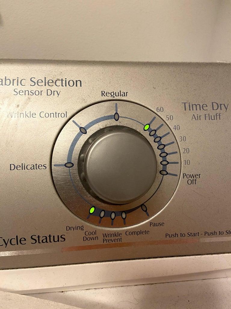 Set Dryer Cycle
