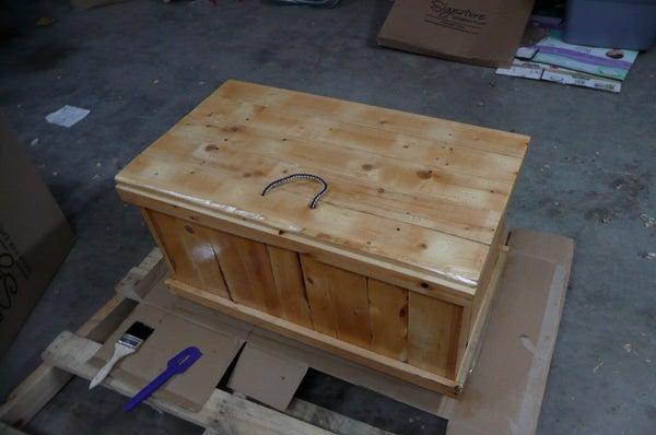 A Wooden Box