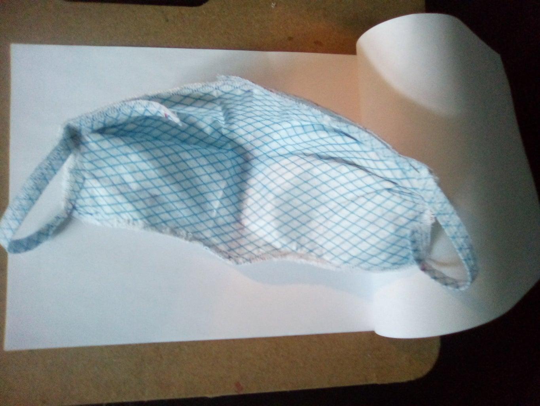 Disposable Corona Mask