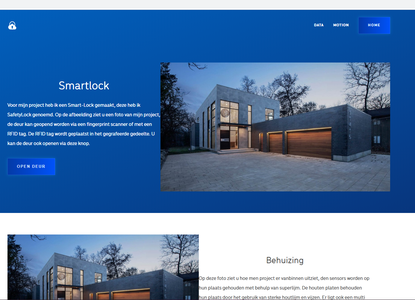 Software: Website