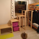 Bunkbed Stairs