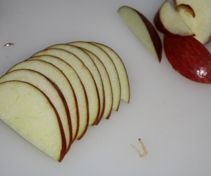 How to Make Apple Chips!
