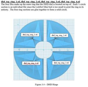 3D Printing - Dial Ring