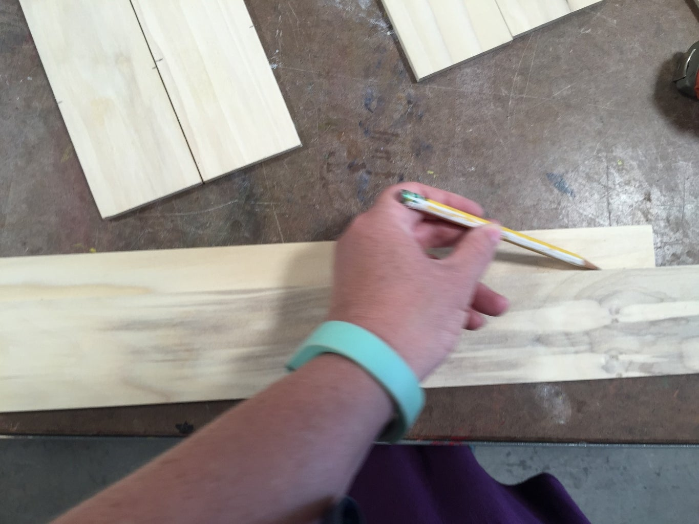 Step 6: Set the Depth of Your Slots
