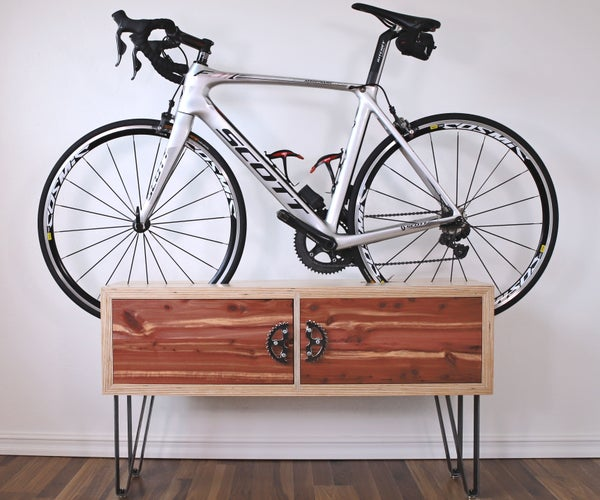 Bike Storage/Display Cabinet