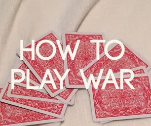 How to Play War