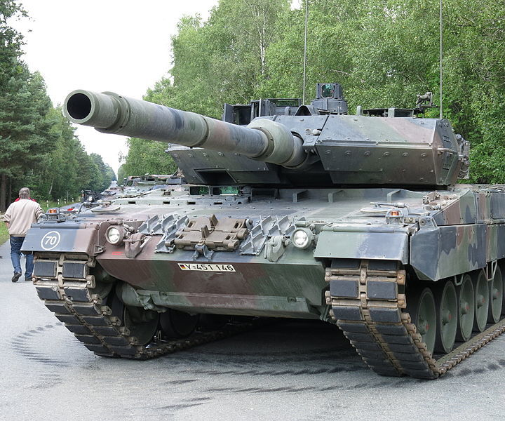 How to Buy a Tank