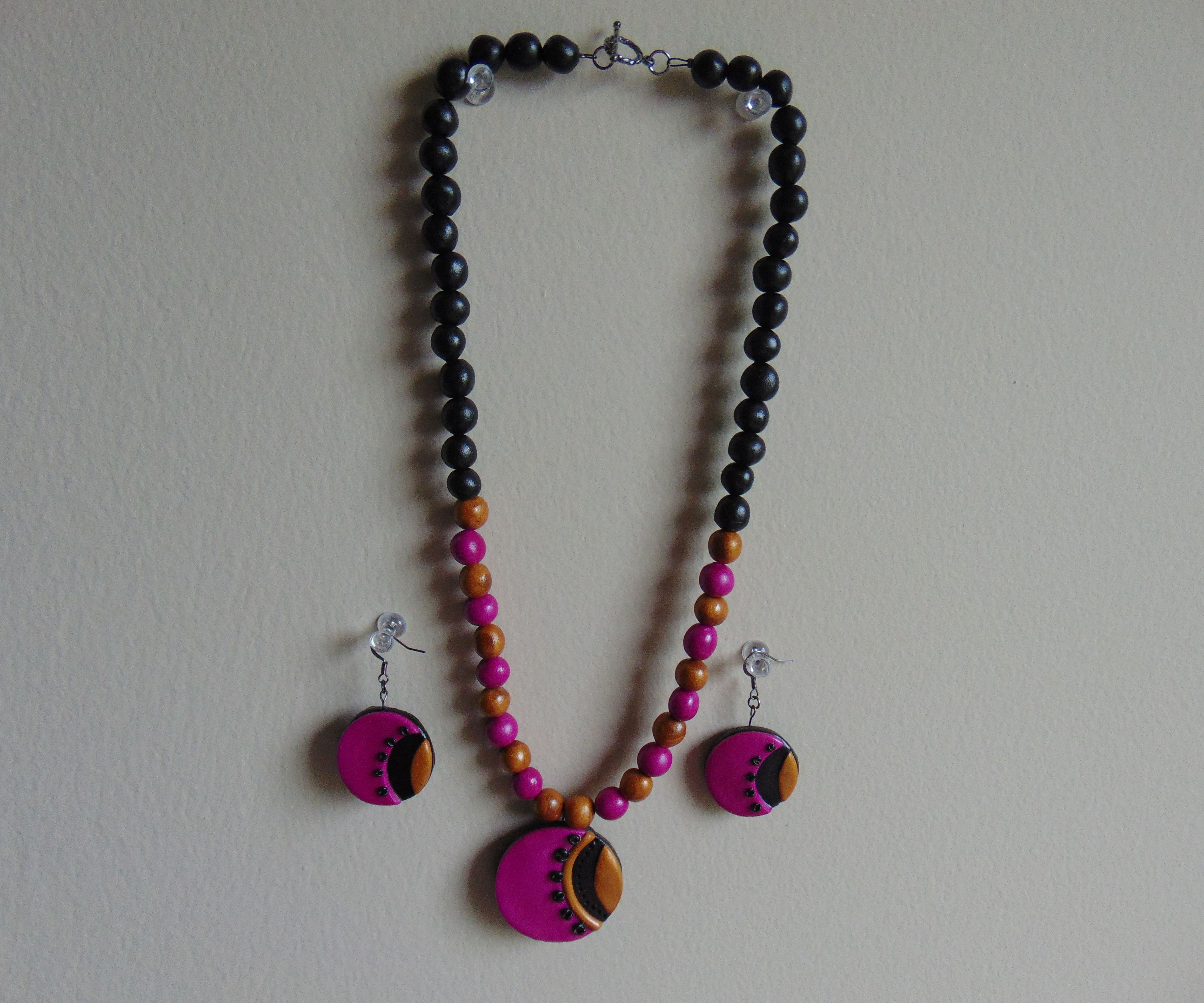 Indian Polymer Clay Jewelry