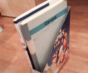 File With a Cereal Box