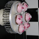 BLACK LICORICE CUPCAKES w/BUTTERCREAM FROSTING