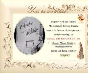 How to Create Personalized Ecards for Wedding Invitation