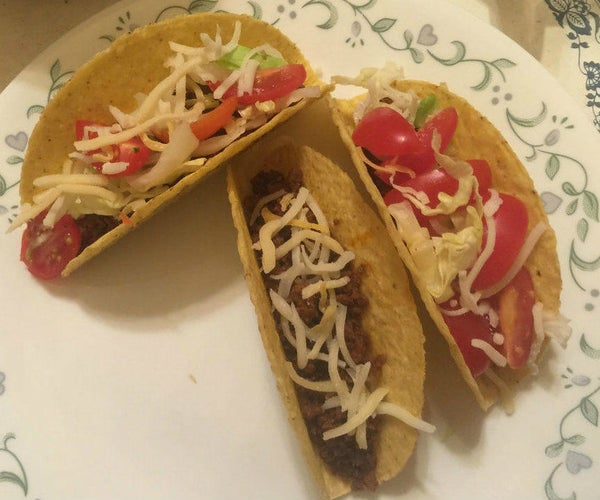 Tacos in 20 Minutes