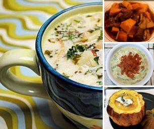 Broths, Soups, Stews & Chili
