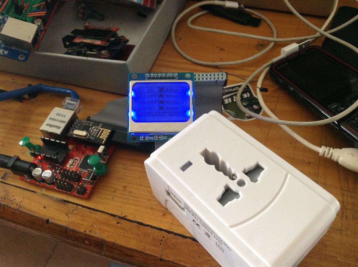 """""""Room-duino"""": controlling your home device from Internet, a home-brew Arduino solution"""