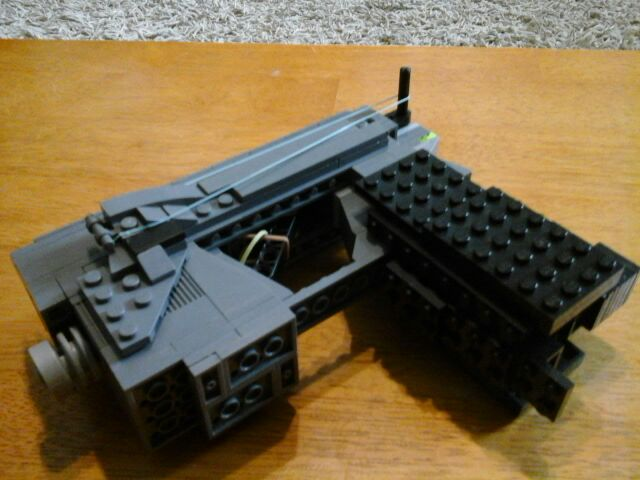 lego call of duty usp .45