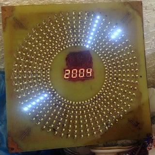 LED - Mega Clock