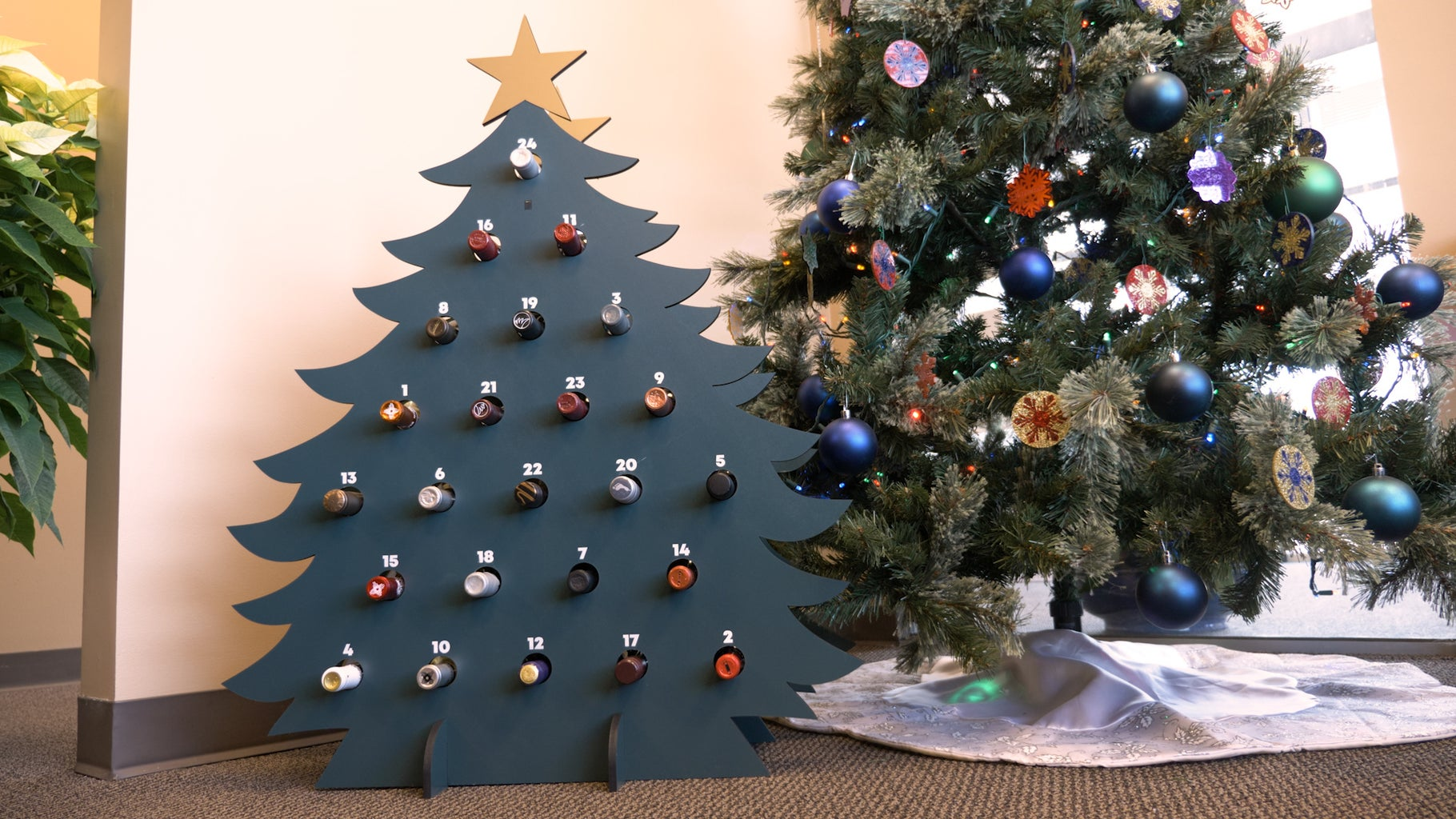 Decorate Your Tree & Enjoy!