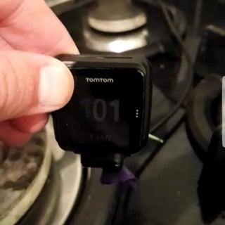 TomTom GPS Watch DIY Recharger