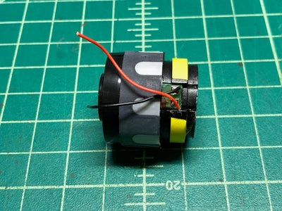 Wire-Up the Impedance Matching Transformer