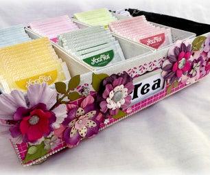 Organizing Box for Tea