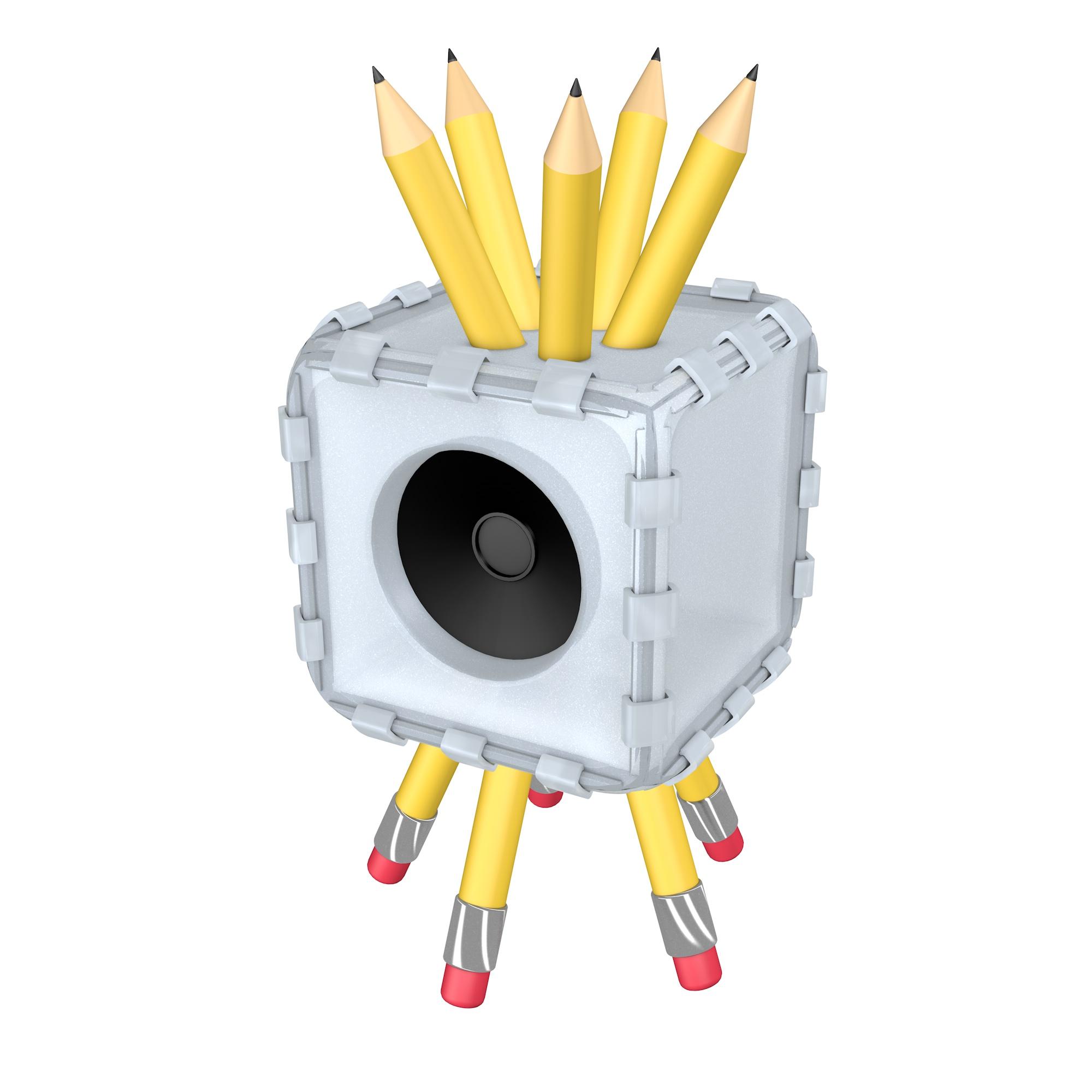 Bose Build Pencil