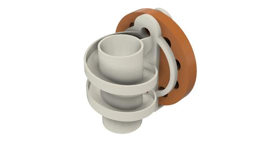 Marblevator, Wheel and Spirals