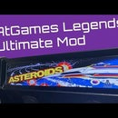AtGames Legends Arcade Machine Ultimate Mod
