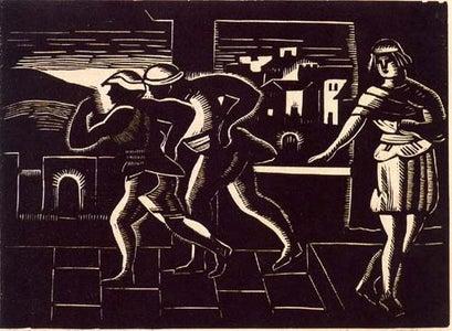 Research Linoleum Artists