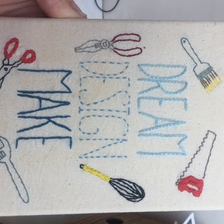 Dream Design Make Free Embroidery Pattern