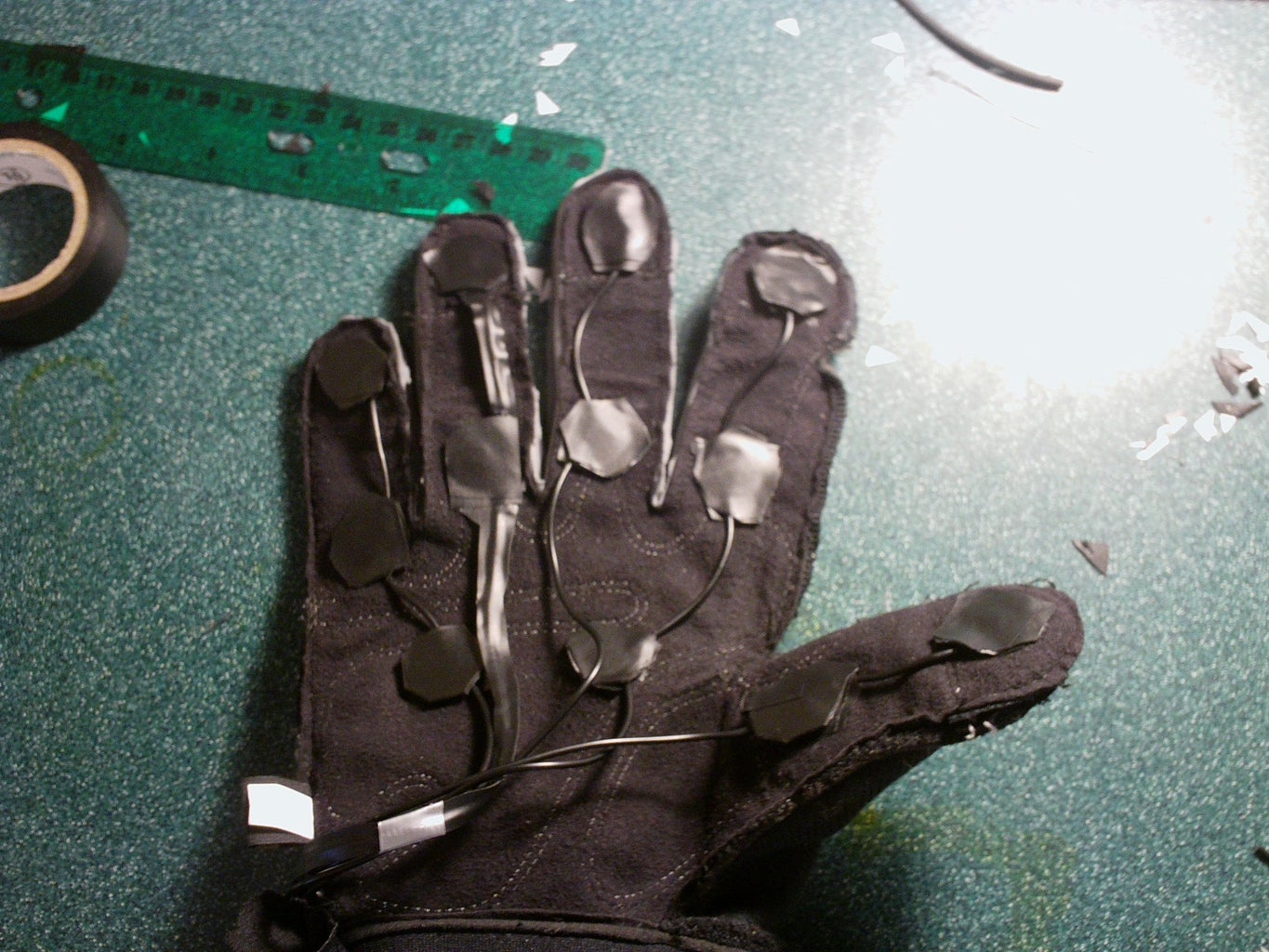 Insulate the Inside of Your Glove