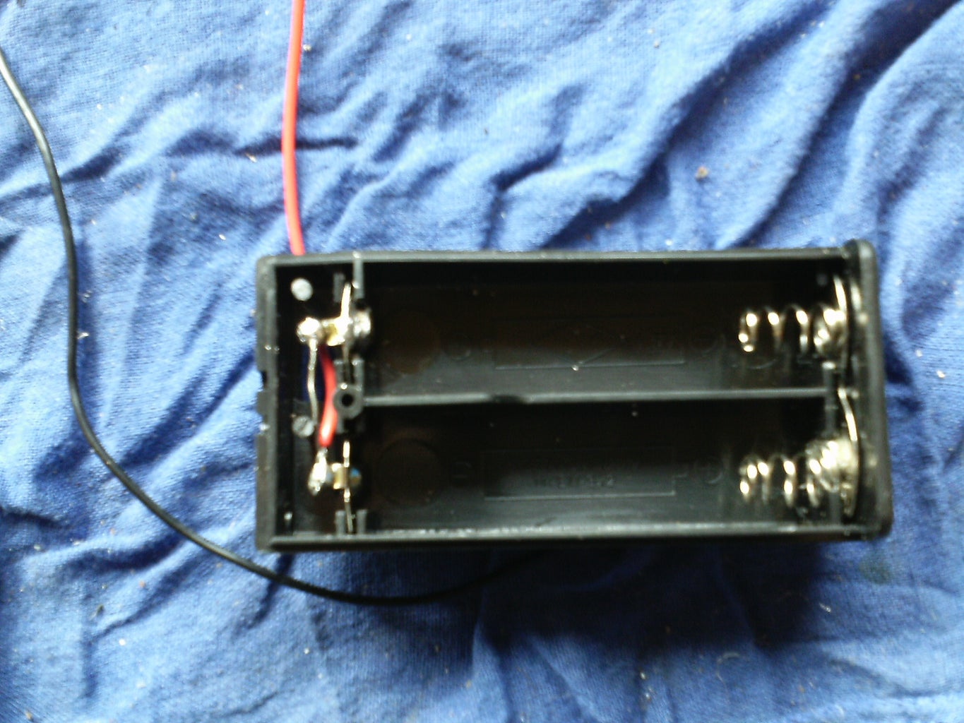Laser and Motor Supply 3.0 Volts