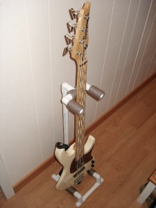 How to Make a PVC Guitar Stand