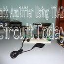 6 Watt Amplifier Using TDA2614