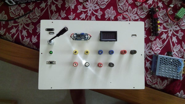 Inexpensive Variable Power Supply