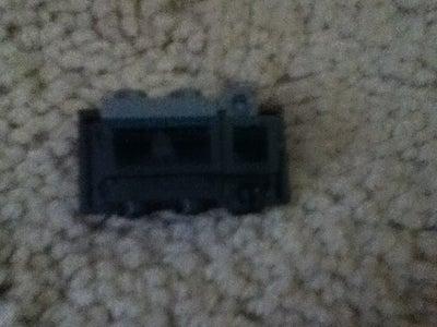 Lego Minecraft Minifig Scale Spider