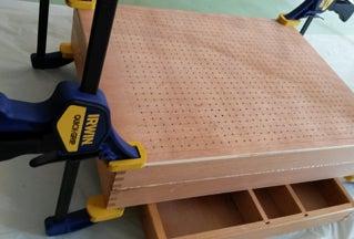 Glue Trays Together
