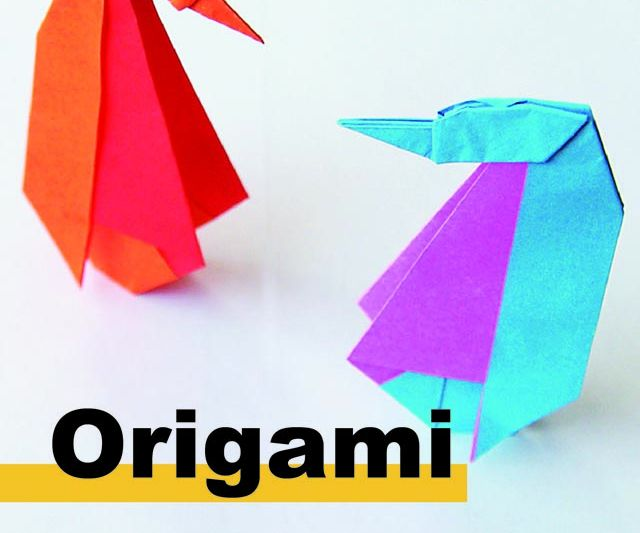 How to Origami 〜Penguin〜