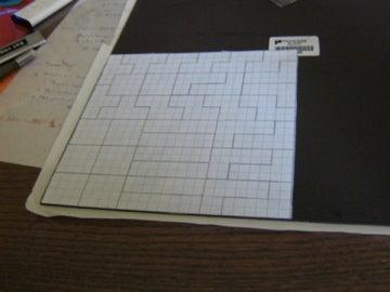 Glue Grid to Magnet