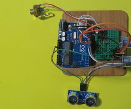 MiniMin - a Theremin Style Instrument From 6 Components