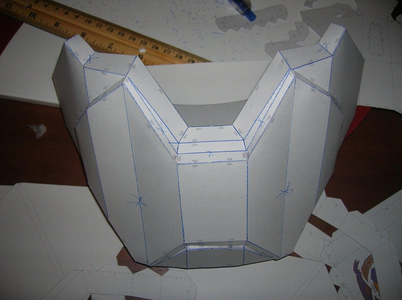 Scale and Pep: Print, Cut, Fold, Glue, Cut, Fold, Glue, Cut...