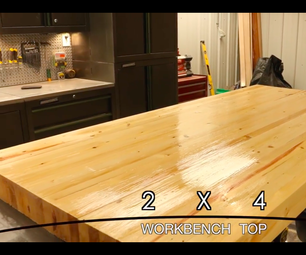 2 X 4 Table Top