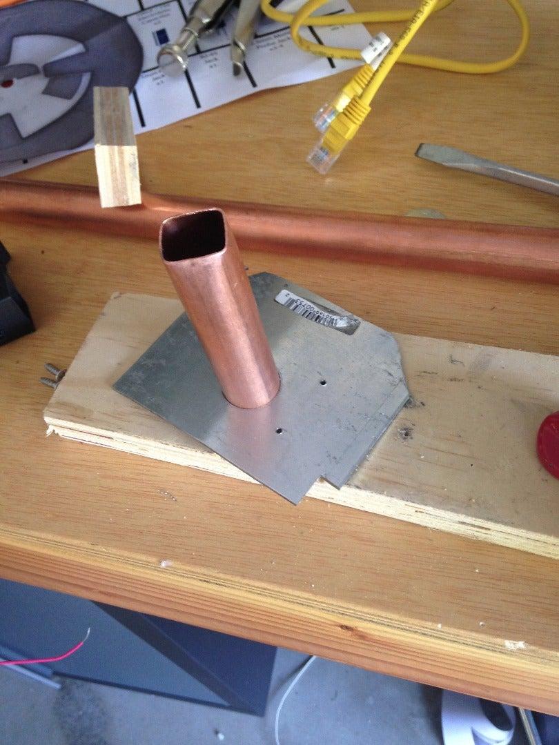 Prep the Metal Panel