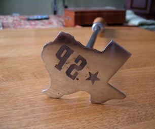 Personalized Food Branding Iron