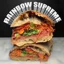 Rainbow Supreme Sandwich