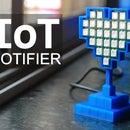 IoT Notifier Using ESP-12E