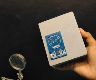 DIY RFID DOOR LOCK